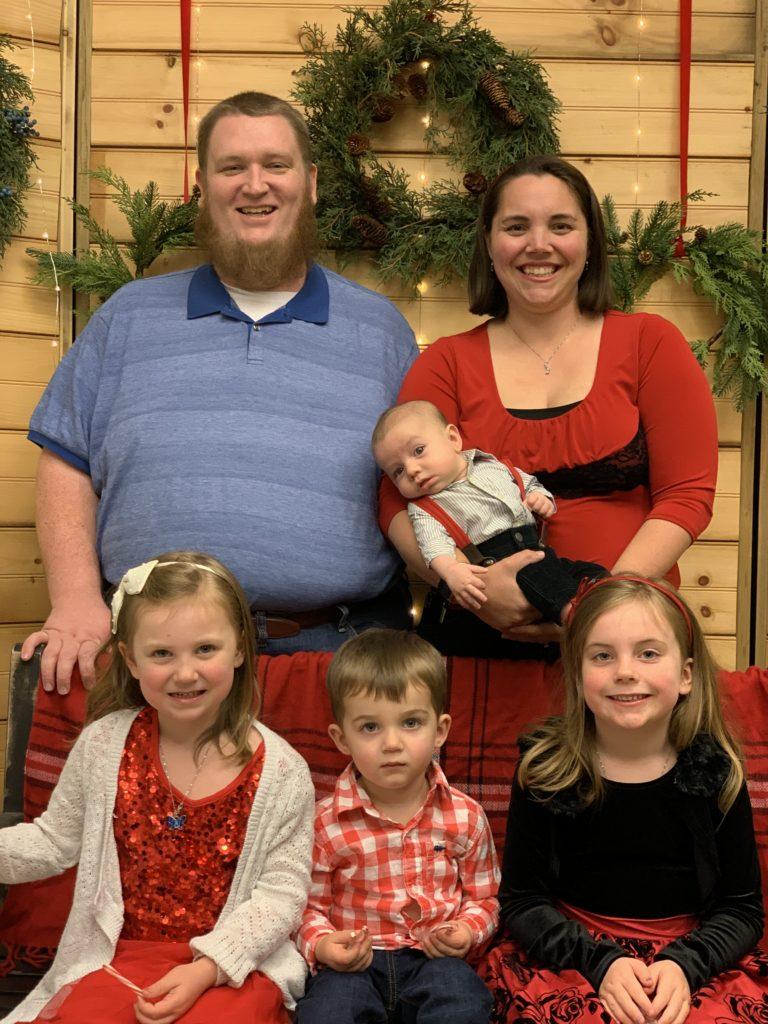 The Pritchett Family